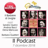 Poltronissima - 4x35 - 07.12.2018 - Il Barbiere di Siviglia
