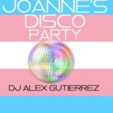 Joanne's Disco Party DJ Alex Gutierrez