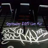 Dj Swival September 2017 Live Mix