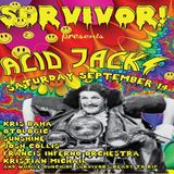 Acid Jacks @ Survivor! Club of Legends Melbourne - 15.09.2012
