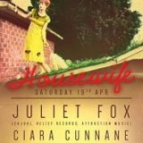 Juliet Fox (Cajual) Ibiza and all that podcast/ Housewife Horse and Groom Sat 19th April