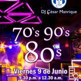 mix El Pozito Restobar 9-06-17