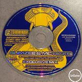 Slimzee & MC Riko - Sidewinder Exclusive Mix CD - 2003