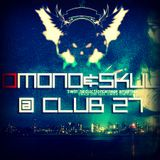 DMONO @ Club 27 promo mix