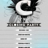 Emanuele Bugliosi @ CANTIERI (closing party) 17.05.2014