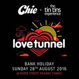 Love Tunnel - Chic - Kudos - Sandi G  2016
