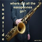 Where did all the saxophones go?