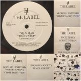 Hard Times !!! The Label Classic mix !!! Todd Terry !!! Bounce to The Beat !!!  Roger S !! MAW !!