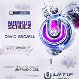 Markus Schulz and David Gravell - Umf Radio 377 (29.07.2016)
