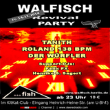 Henriko S. Sagert - Walfisch Revival Warm Up'Live@KitKatClubBerlin