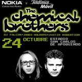 The Chemical Brothers - Live at Santiago de Chile 2004