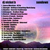 DJ Nickel B - Sundown
