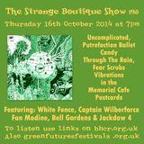 The Strange Boutique Show 198