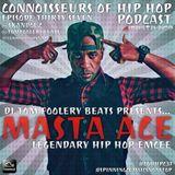 Connoisseurs Of Hip Hop Podcast Episode Thirty Seven - Masta Ace