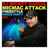 DJ Mickey Garcia Freestyle Dance Party Mix4