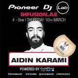 Aidin Karami - Secret Circle Takeover - Pioneer DJ Lab