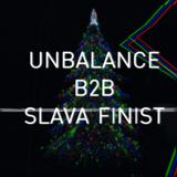 Unbalance b2b Slava Finist/Part 2/Техноёлка/RNDM/02.01.2019