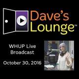 Dave's Lounge On The Radio #26: Janxx Live In Studio