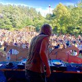 Dj Oden - Alppimuisto 2017 Free Open Air dj set