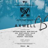 Axwell - Live @ Axtone Pool Party (Miami, USA) – 21.03.2018