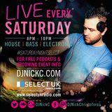 Live On Select UK Radio 26.3.16