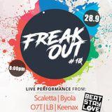 Keenax b2b LB @ FreakOut Vol. 10 (clip)