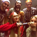 The Music Grapevine - Festive Edition w/ Friends (20/12/17)
