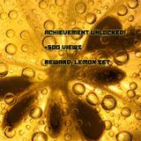 Achievement Unlocked : Lemon Set - +500 Views on EC Entry Mix