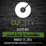 Spring DJ City Podcast Mix.