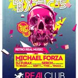 dj Serch @ Real Club - Back to Basics 16-05-2015