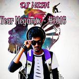The Best Of 2016 Year End Mega Mashup Mix - DJ Nish