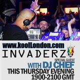 The Invaderz on Kool FM 2nd Feb 2016 (Mix only)