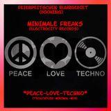 °_° 30.12.2013 °_° PEACE-LOVE-TECHNO (32min Mix) °_° 30.12.2013 °_°
