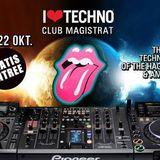I Love Techno - set for magistrat 22.10.2016