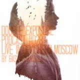 Double Exposure Podcast #028 Live @ Cevicheria.Moscow by Basil Shambala