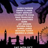 Larkey (Jaimie Larke) Downstairs @ Re-Connect Boat Party Oct 2017