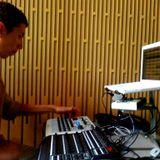 elektrabel live PA@DROP OUT radio show_26082012