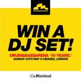 Muzza - Drum&BassArena 19 Years DJ Comp Mix