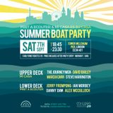 Jerry Frempong Summer Boat Party Mix July 2019