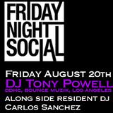 Tony Powell Live @ Friday Night Social_3_6_09