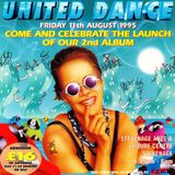 ~ Clarkee & Vinylgroover @ United Dance 11th August 1995 ~
