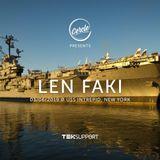 Len Faki live @ Intrepid Sea, Air & Space Museum [Cercle] 04/06/2019