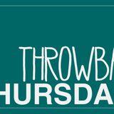Throwback Thursday Grown Folks Mix 12-03-15