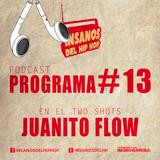PROGRAMA #13 ( TwoShots Juanito Flow )
