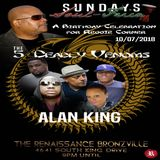 Soul-Frica Sunday's Presents The 5 Deadly Venoms w/ Alan King
