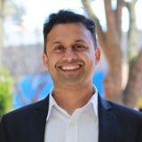 Choose to be Curious #36: Building Bridges with Vivek Patil