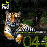 Eclipse Festival Indonesia Promo || Half Wild: Podcast // Episode 044