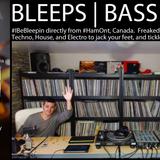 Bleep Radio #338 By Trevor Wilkes (CA)