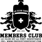LE CLUB-Disco (ob)Session 2005-2006