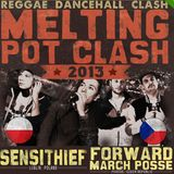 Melting Pot Clash 2013  FMP vs SENSITHIEF